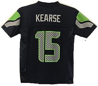 Jermaine Kearse Seattle Seahawks NFL Youth Navy Home Mid-Tier Jersey