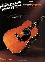 Hal Leonard Guitar Finger Picking Solos Method: Volume 1