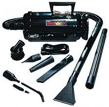 Metro Vacuum MDV-2TA DataVac/2 Pro Series Toner Vac, 1.17-HP Motor