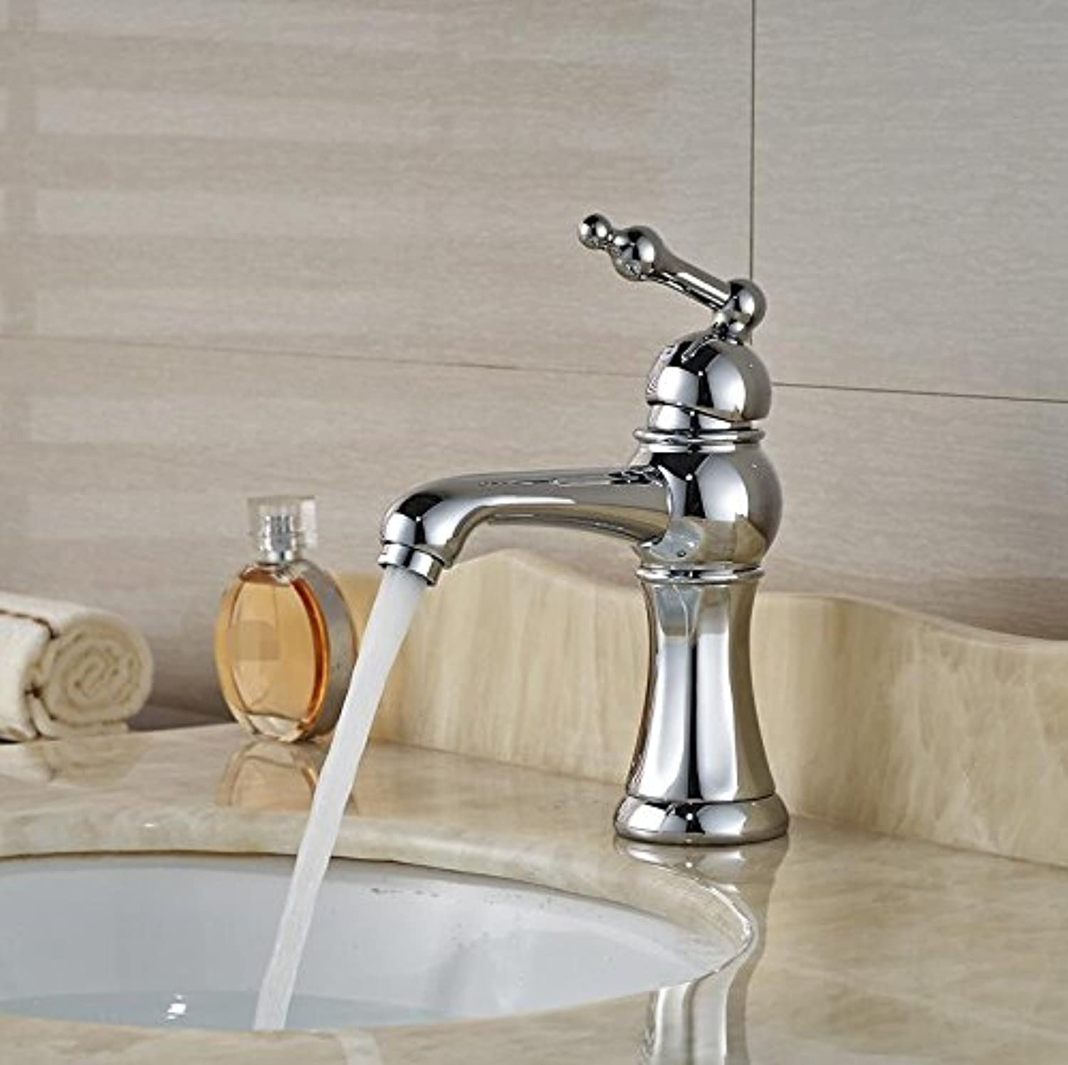Makej Cold and Hot Tap Water Faucet