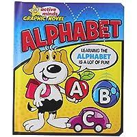 Active Minds Graphic Novel: Alphabet (Active Minds Graphic Novels)