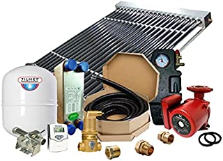 Northern Lights Group Solar Hot Water Retrofit Kit - 1 Collector