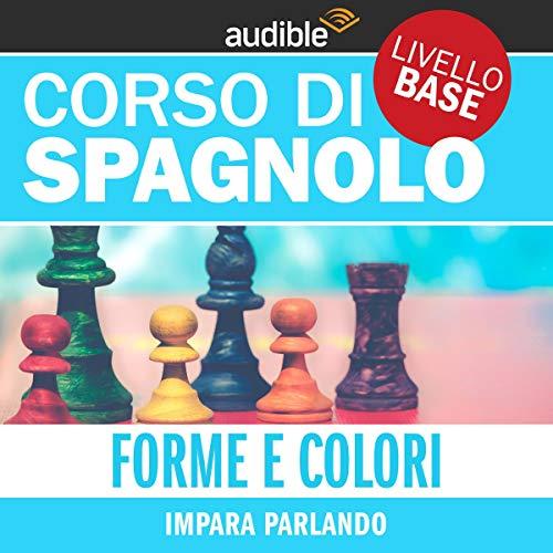Forme e colori - Impara parlando copertina
