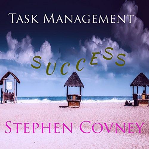 Task Management Success audiobook cover art