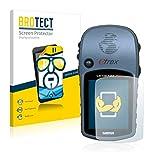 BROTECT Protector Pantalla Compatible con Garmin eTrex Legend HCx Protector Transparente (2 Unidades) Anti-Huellas