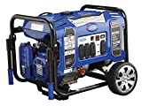 Ford FG6250P M Series 6250W Peak 5250W Rated Portable Gas-Powered Generator