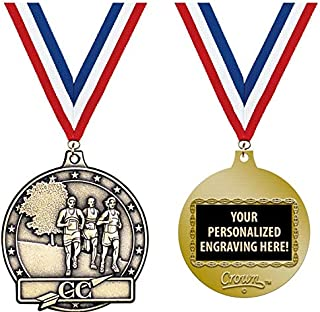Cross Country Medals, 2