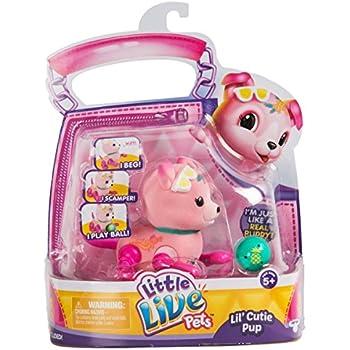 Little Live Pets Lil' Cutie Pups Season 2 Sin | Shopkin.Toys - Image 1