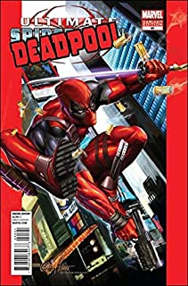 Deadpool #45 1:50 Greg Horn 50th Anniversary Spider-man Homage Retailer Incentive 2011 Marvel Variant Comic Book NM Condition