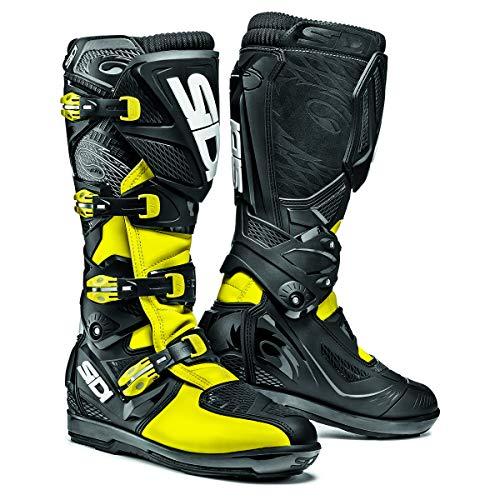 SIDI Stiefel X 3 Srs, neongelb/schwarz, Größe 44