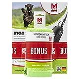 Moser Max45 - Cortapelos con toalla para perro y gato