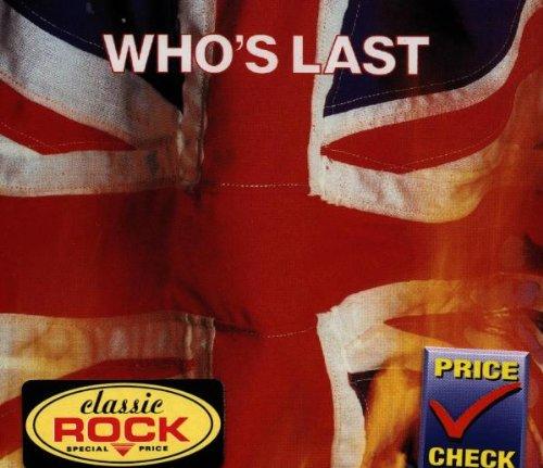 the whos Whos Last
