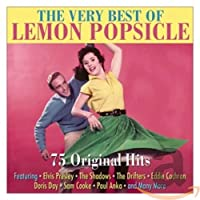 The Very Best Of Lemon Popsicle [Import]