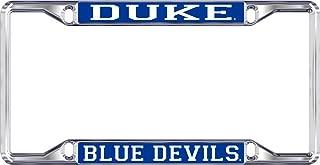 duke license plate