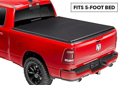Rugged Liner E3-HRL17 Soft Vinyl Tonneau Cover for Honda Ridgeline Pickup