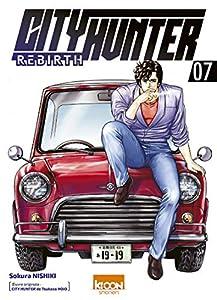 City Hunter Rebirth Edition simple Tome 7