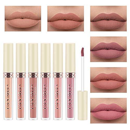 Minyun Beauty -  6 Farben Rose Matte