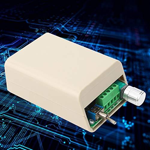 Controlador de motor, controlador de velocidad de motor compacto y firme, para motor de CC, controlador de motor de propósito general, uso profesional