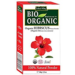 Dried Hibiscus Flowers ~ grey beard treatment