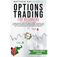 Options Trading For Beginners Kindle Edition Deals