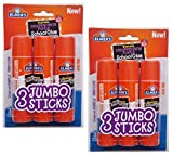 Best Glue Sticks - Elmers Jumbo Disappearing Purple School Glue Stick, 1.4 Review