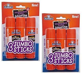 Best jumbo elmers glue sticks Reviews