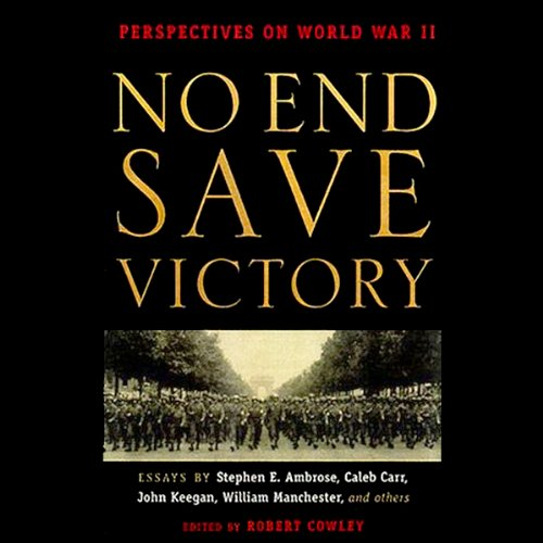 No End Save Victory Vol. 1 audiobook cover art