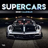 Supercars 2020 - 18-Monatskalender