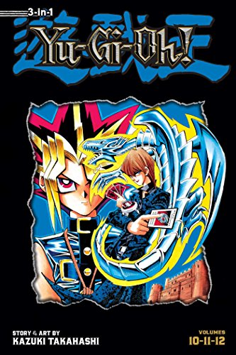 Yu-Gi-Oh! (3-in-1 Edition) Volume 4