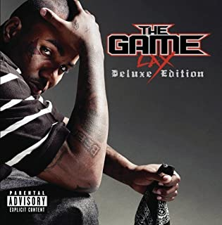 LAX [Deluxe Edition] Extra tracks Edition by The Game (2008) Audio CD