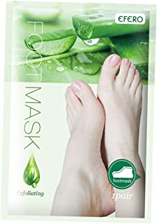 shamjina Foot Mask,Foot Peel Mask,1 Pieces Of Foot Peel Mask, For Peeling Off Calluses & Dead Skin, For Women By Babeskin...
