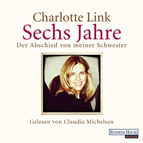 Sechs Jahre audiobook cover art