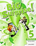 Big Surprise! 5. Activity Book+ Study Skills Booklet - 9780194516242