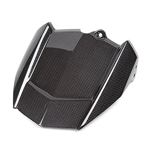 Salpicaduras Cubierta Guardabarros Trasero-Fibra-Carbono para Motocicleta para Y-amaha M&T09 FZ09 para M&T para FJ 09 para T&Racer XSR900 Cubierta Protector contra Salpicaduras Neumático Cubierta