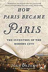"A photo of the book ""How Paris Became Paris"", Parisian themed gifts"