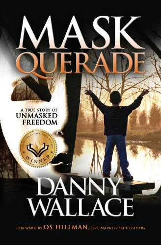 Book: MASKquerade by Danny Wallace