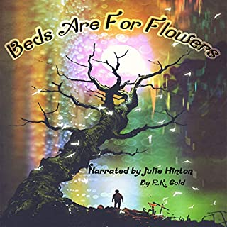 Beds Are for Flowers audiobook cover art