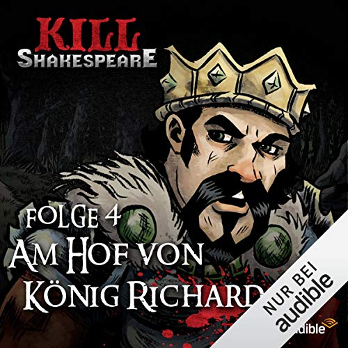 Am Hof von König Richard audiobook cover art