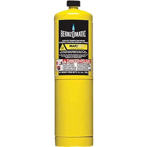 WORTHINGTON CYLINDER 332585 14 1 oz Pre-Filled MAP-Pro Gas