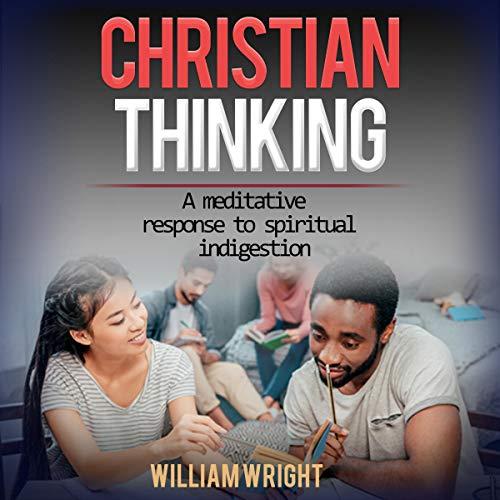 Christian Thinking audiobook cover art