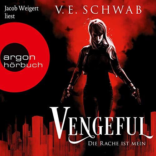 Vengeful - Die Rache ist mein cover art