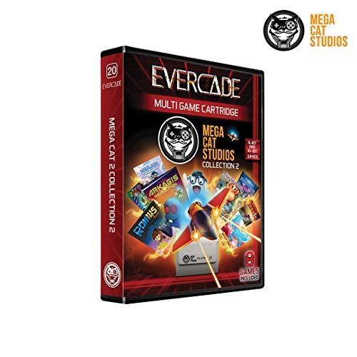 Blaze Entertainment - Cartucho Evercade Mega Cat 2