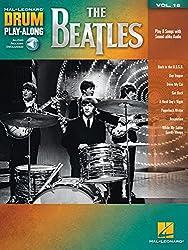 The Beatles: Drum Play-Along Volume 15 (Hal Leonard Drum Play-Along) (English Edition)