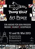 Plakat Michael Patrick (Paddy) Kelly Bunkerkirche