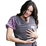 Editor's Choice: Baby Wrap Ergo Carrier Sling by Sleepy Wrap Review