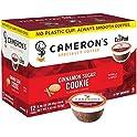 12-Count Cameron's Coffee Single Serve Pods Cinnamon Sugar Cookie
