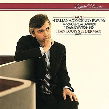 Bach, J.S.: Italian Concerto etc
