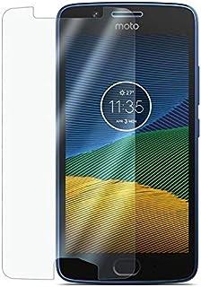 واقي شاشة زجاجي موتورولا موتو G5 - شفاف