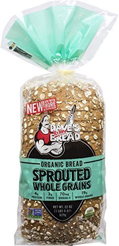 Dave's Killer Bread - Sprouted Whole Grains - 2 Loaves - USDA Organic by Dave's Killer Bread