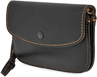 1941 Small Glovetanned Leather Ladies Clutch 58818